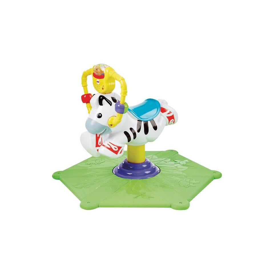 Mattel Fisher-Price - Hipp Hopp Zebra