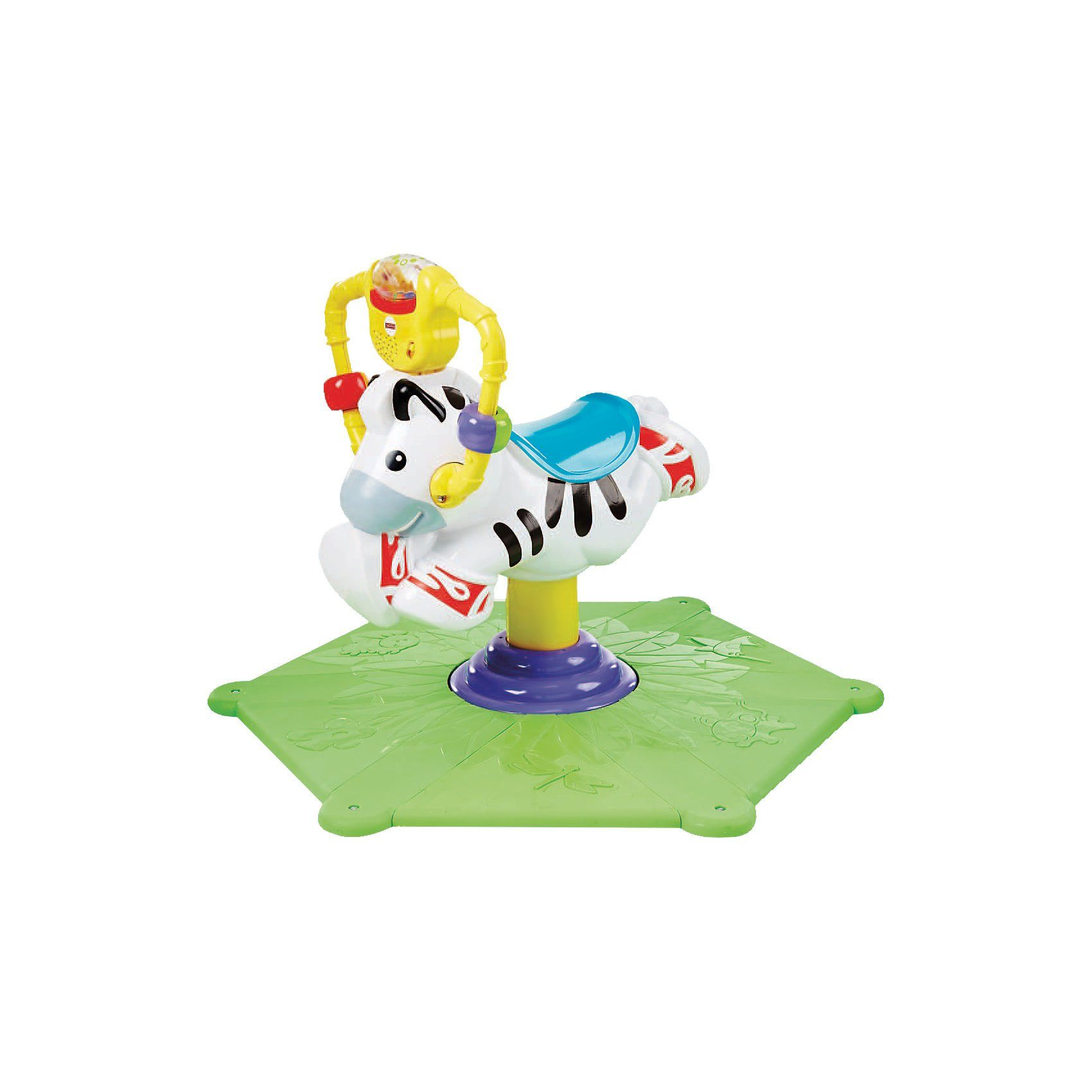 Mattel Fisher-Price - Hipp Hopp Zebra