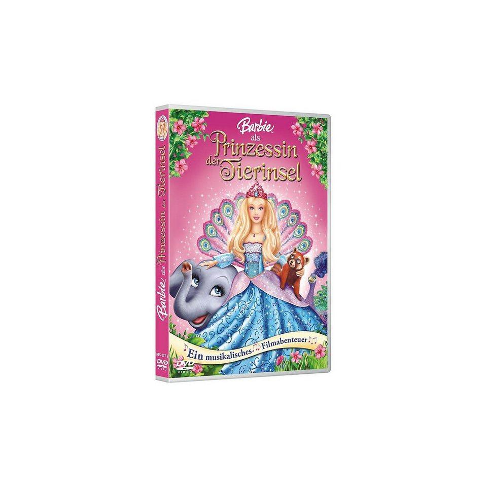 Universal Pictures DVD Barbie: Prinzessin der Tierinsel