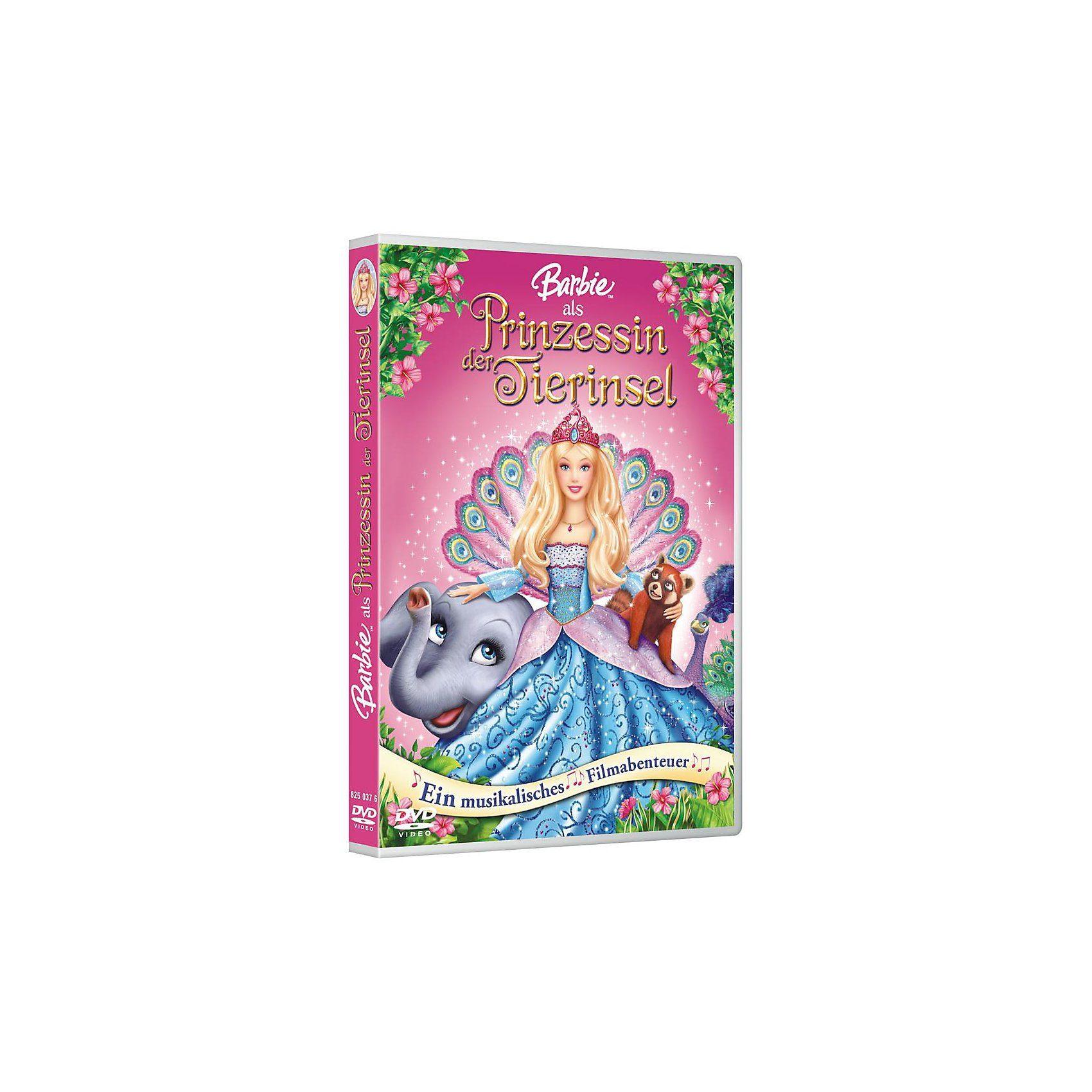 Universal DVD Barbie: Prinzessin der Tierinsel