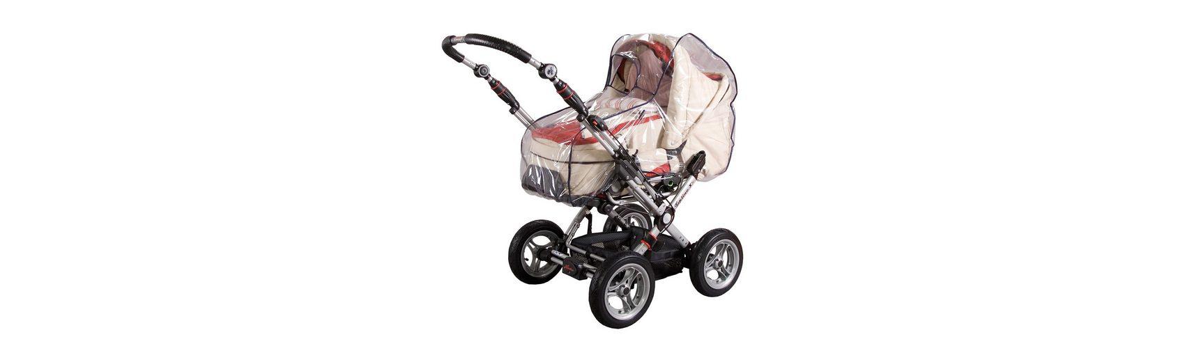 sunnybaby Regenverdeck für Kinderwagen, marine