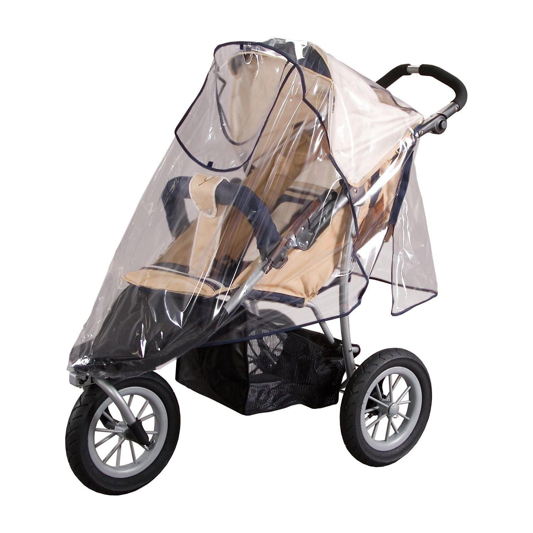 sunnybaby Universal-Regenverdeck für Sportwagen, Jogger, Buggys, mit S