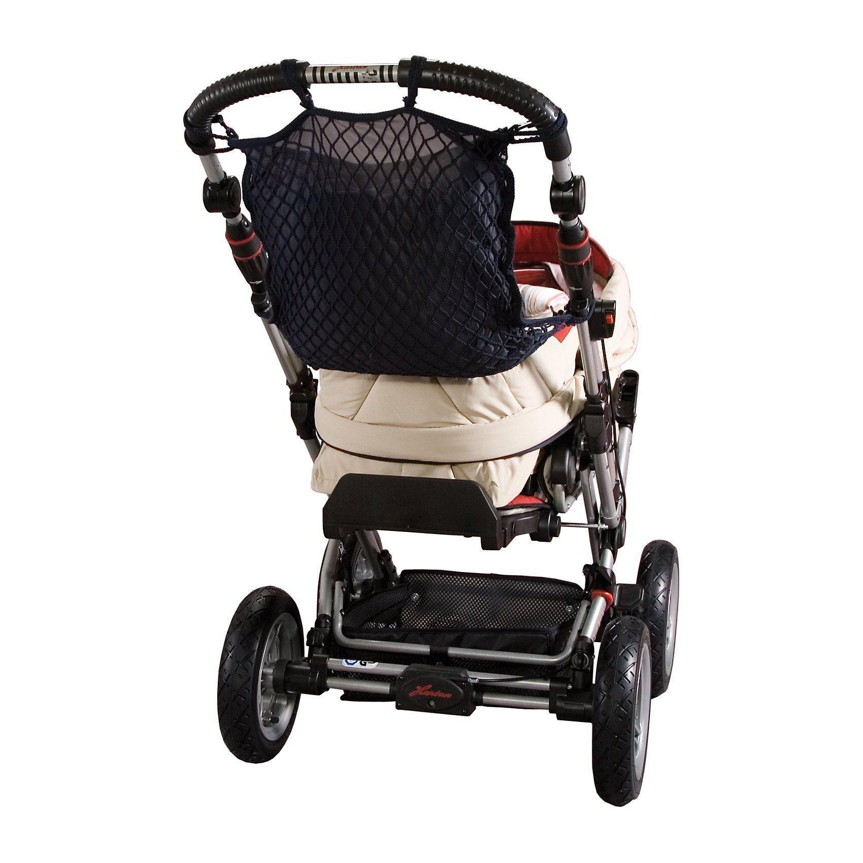 sunnybaby Universalnetz für Kinderwagen, mit Sichtschutz und Anker, ma