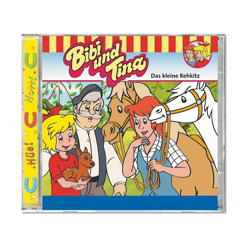 Kiddinx CD Bibi und Tina 59: Das kleine Rehkitz