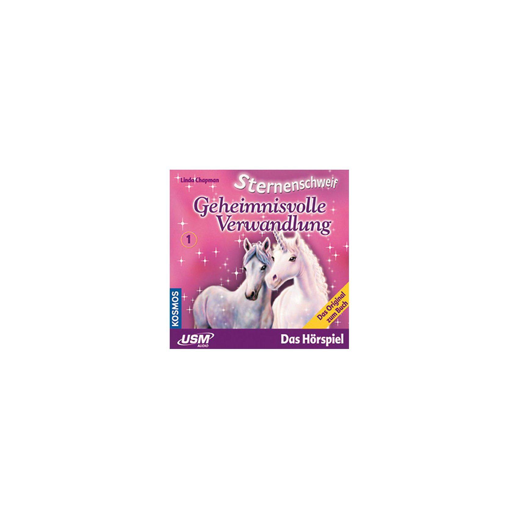 CD Sternenschweif 01: Geheimnisvolle Verwandlung