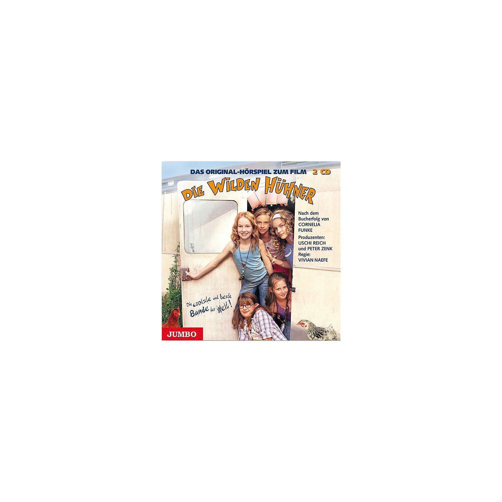 Edel CD Die wilden Hühner - Original zum Kinofilm (2 CDs)