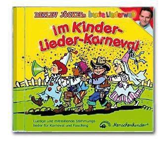 Universal Music GmbH CD Detlev Jöcker - Kinder-Lieder-Karneval