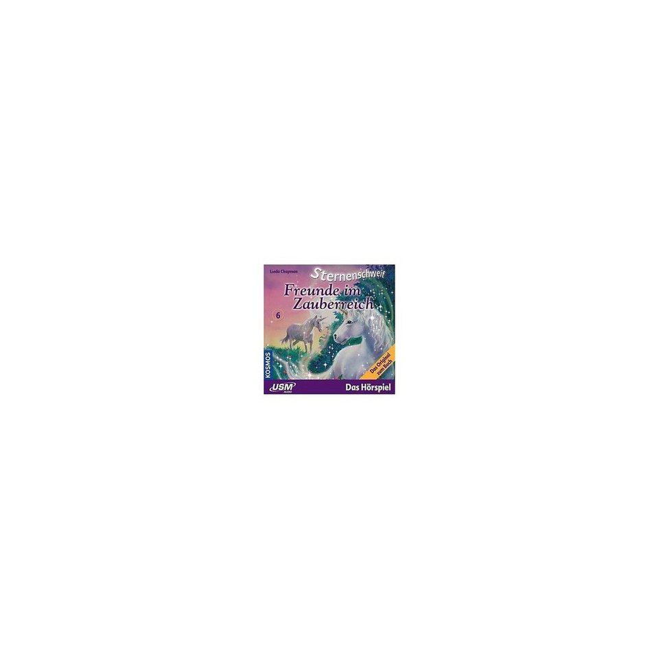 United Soft Media CD Sternenschweif 06 Freunde im Zauberreich