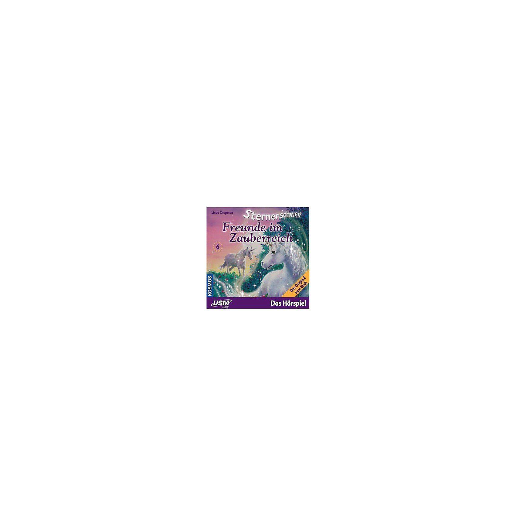 CD Sternenschweif 06 Freunde im Zauberreich