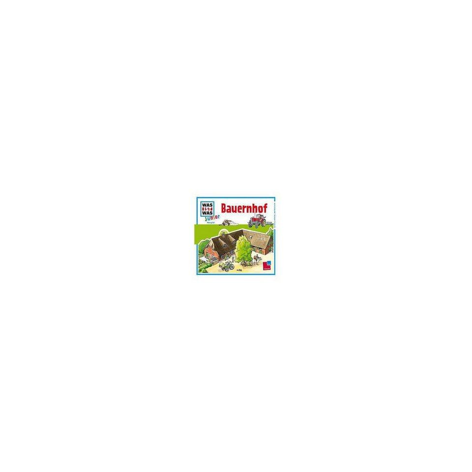 Universal Music GmbH CD Was ist Was Junior 04 - Bauernhof