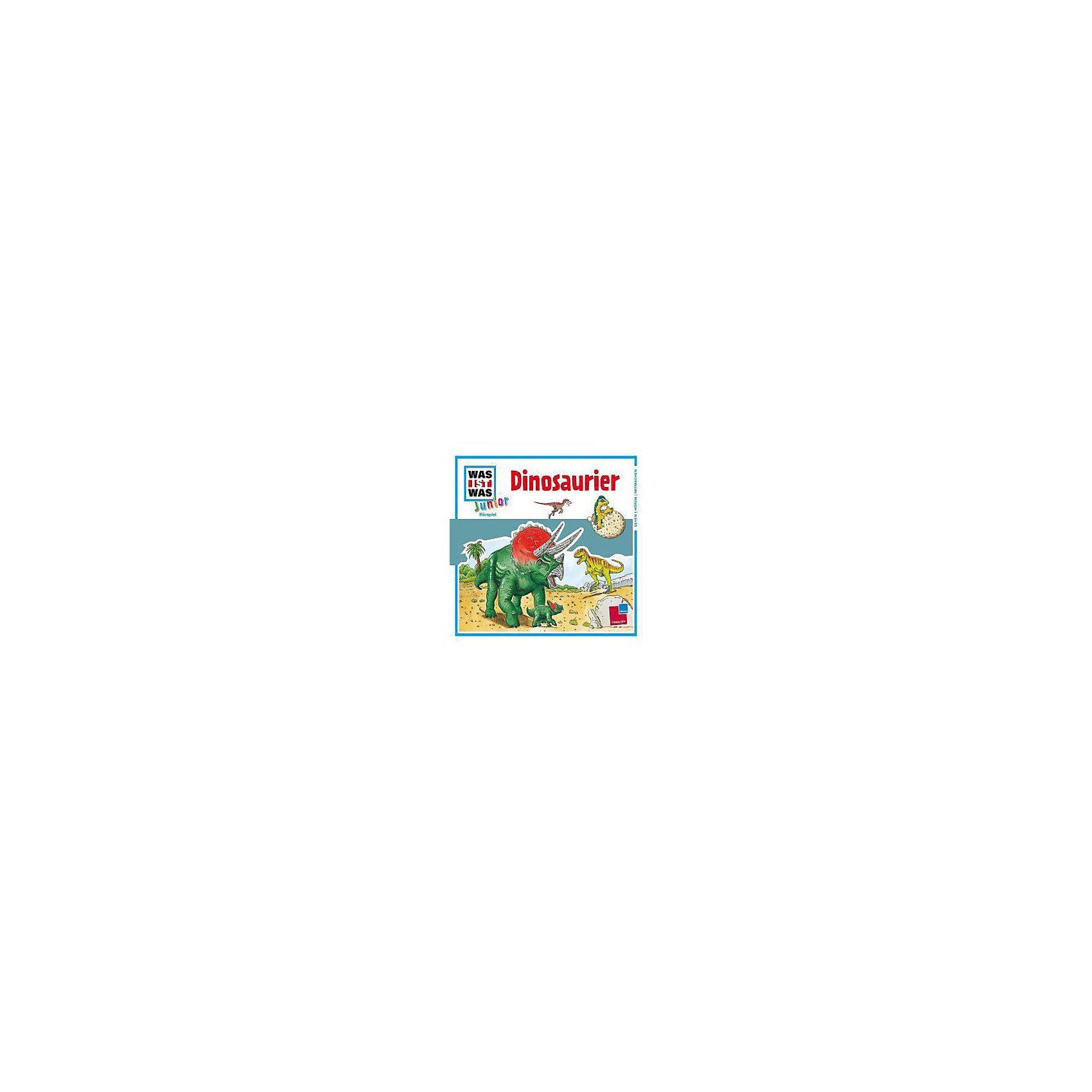 Universal Music GmbH CD Was ist Was Junior 06 - Dinosaurier