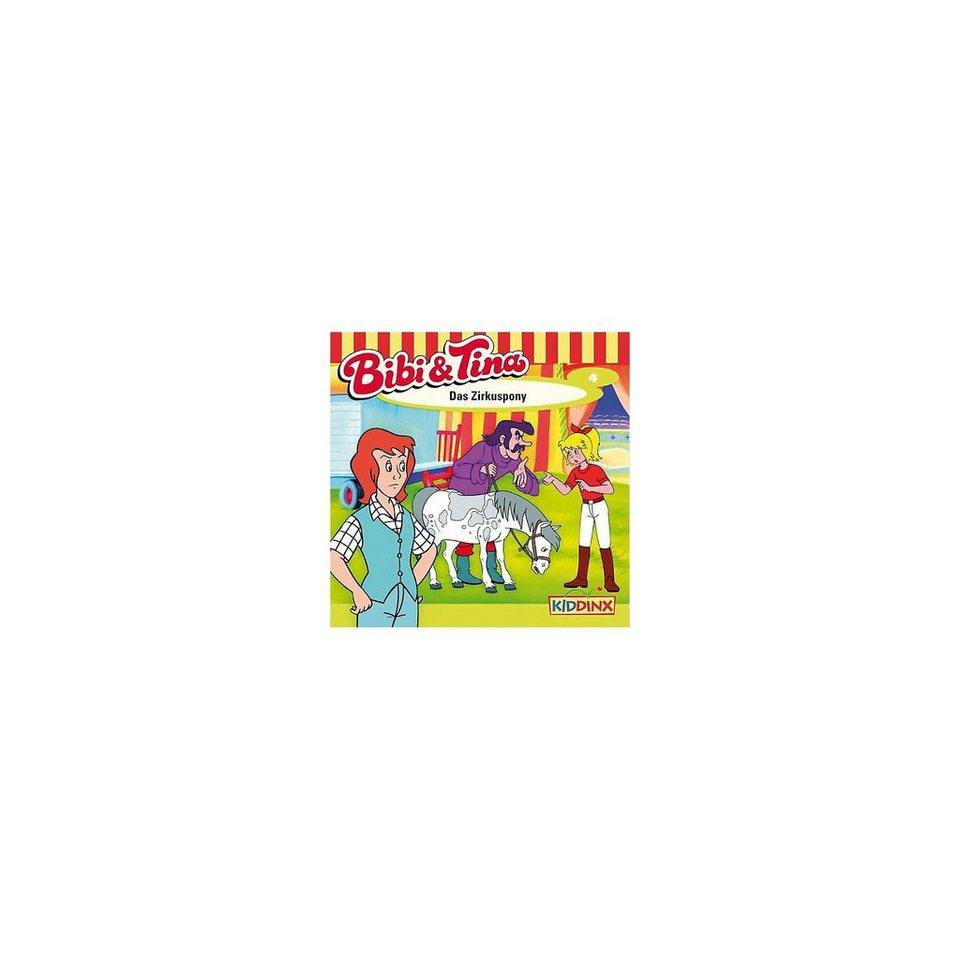 Kiddinx CD Bibi und Tina 04 - Das Zirkuspony