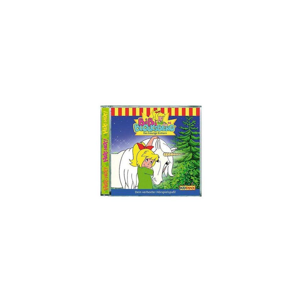 Kiddinx CD Bibi Blocksberg 96 - und das Einhorn