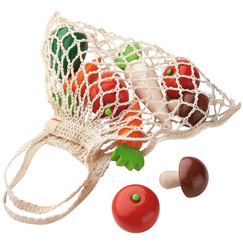 Haba 3841 Einkaufsnetz Gemüse