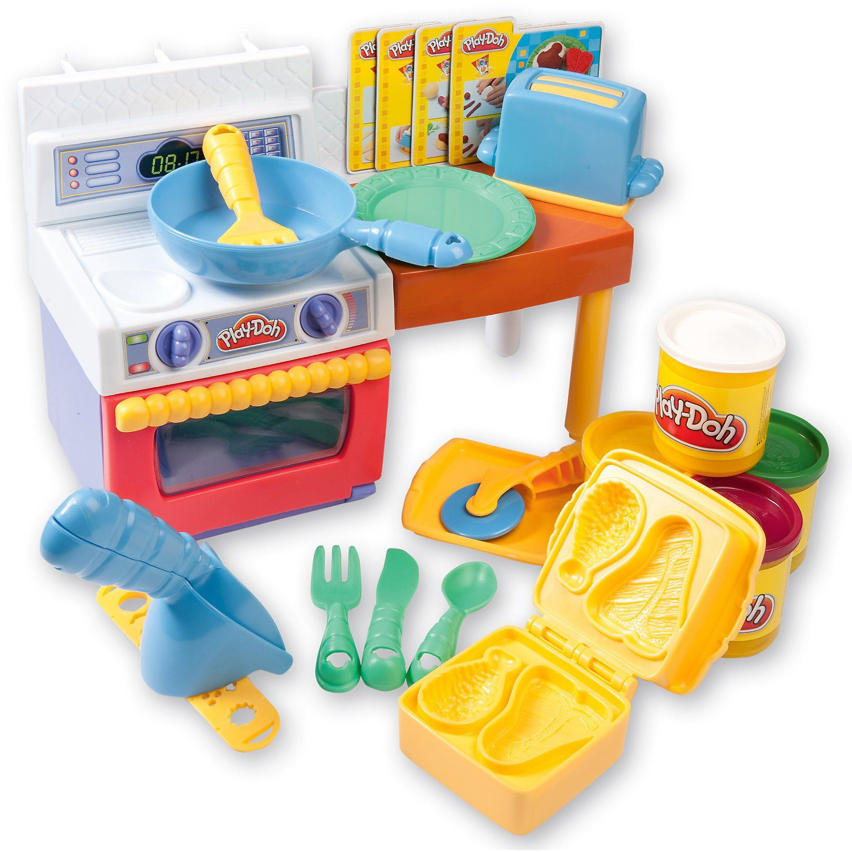 Hasbro Play-Doh- Knetküche
