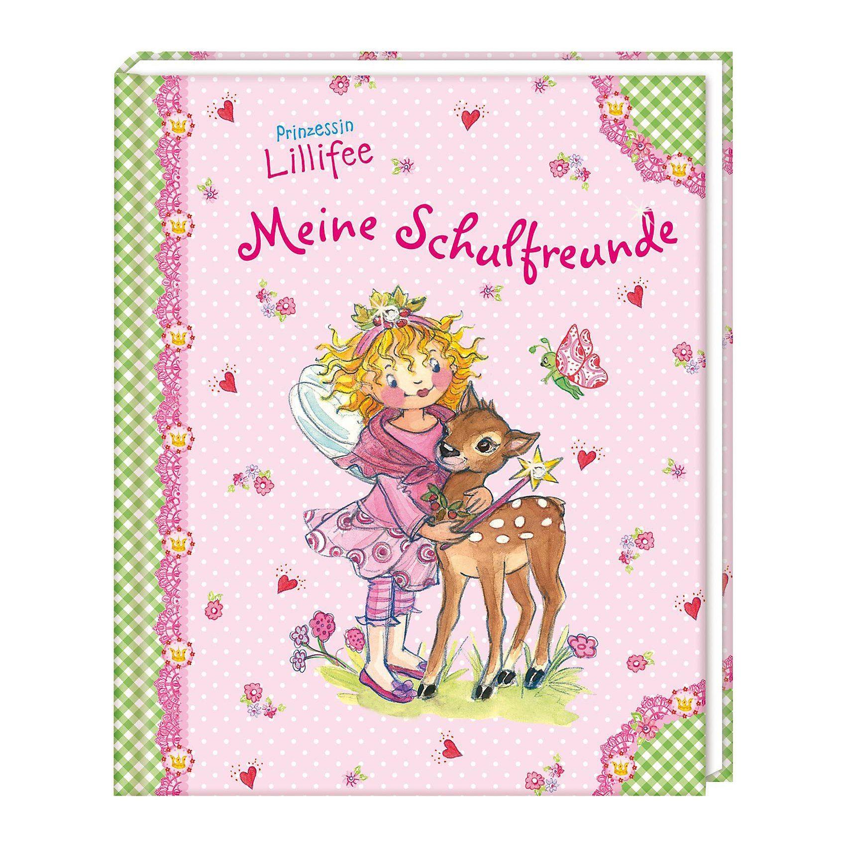 Coppenrath Meine Schulfreunde - Prinzessin Lillifee