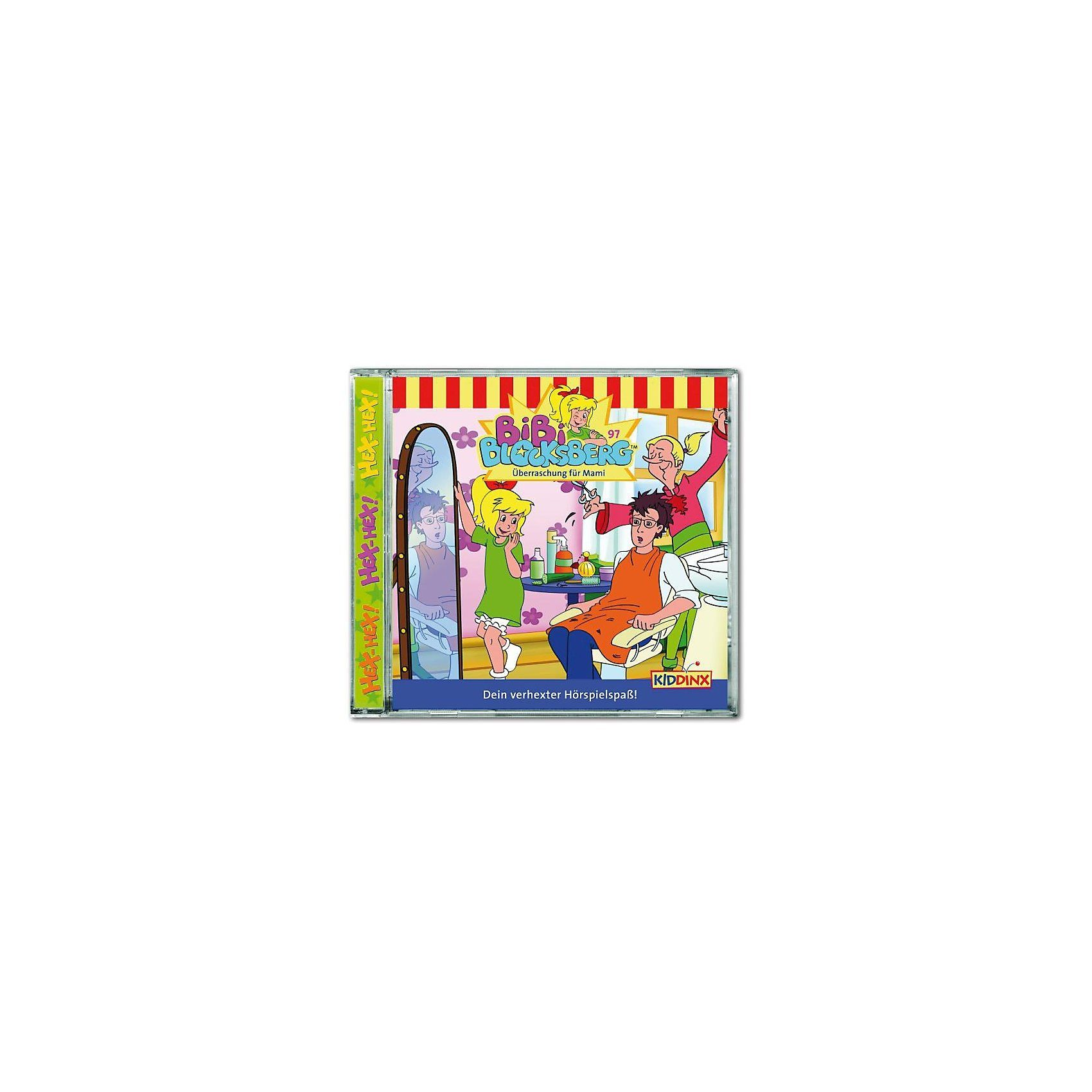 Kiddinx CD Bibi Blocksberg 97 - Überraschung für Mami