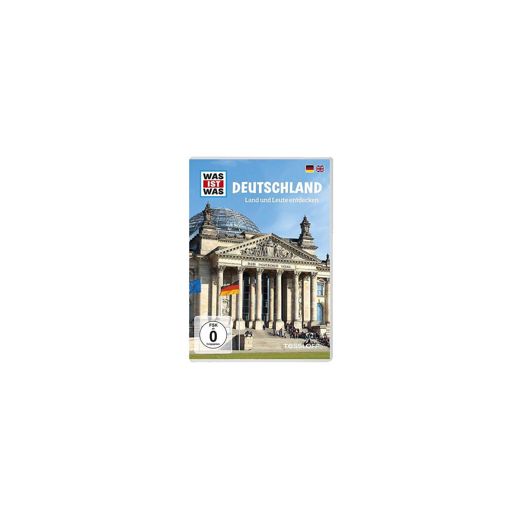 Universum Film GmbH DVD Was ist Was - Deutschland
