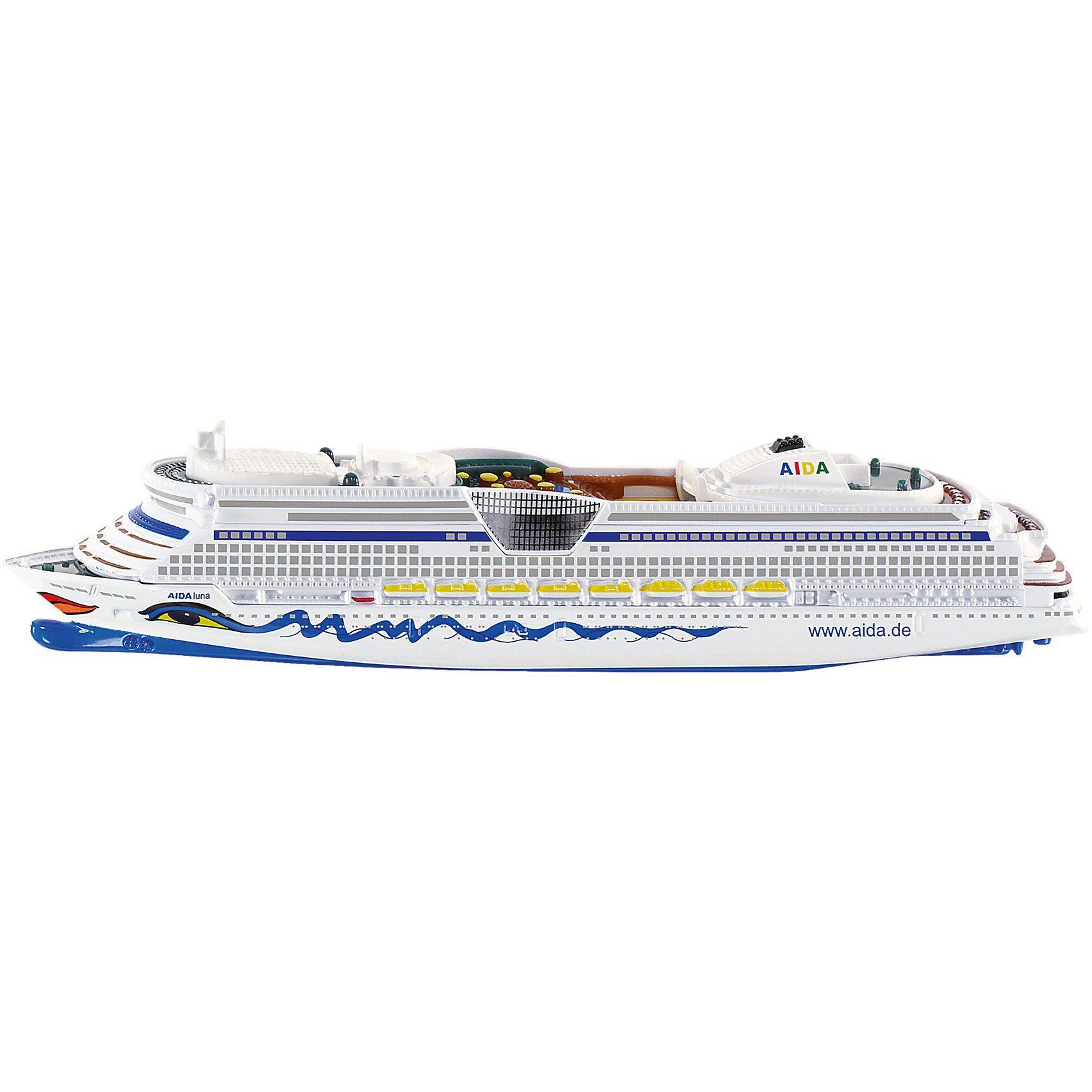SIKU 1720 AIDA Kreuzfahrtschiff 1:1400
