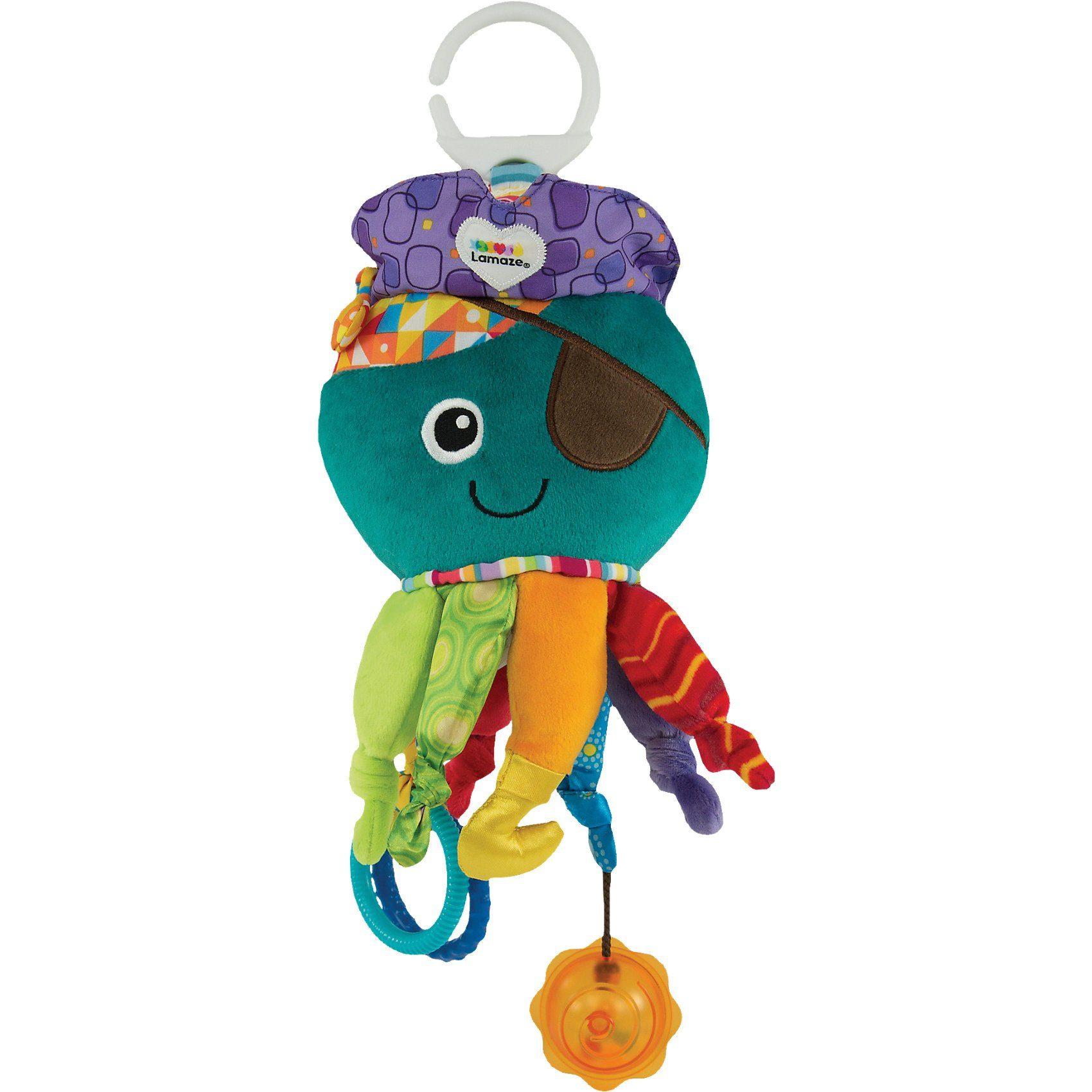 Lamaze Spieltier - Captain Calamari der Piratenkrake
