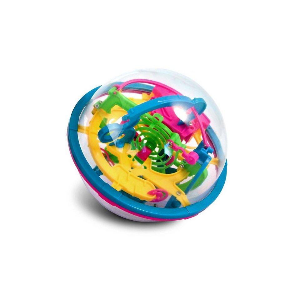 HQ Addict-A-Ball 14 cm (Puzzle-Ball und Geduldsspiel mit 100 Sp