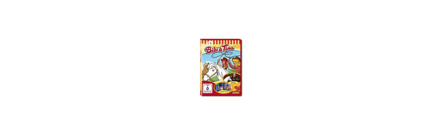 Kiddinx DVD Bibi & Tina Das Pferd in der Schule/Westernturnier