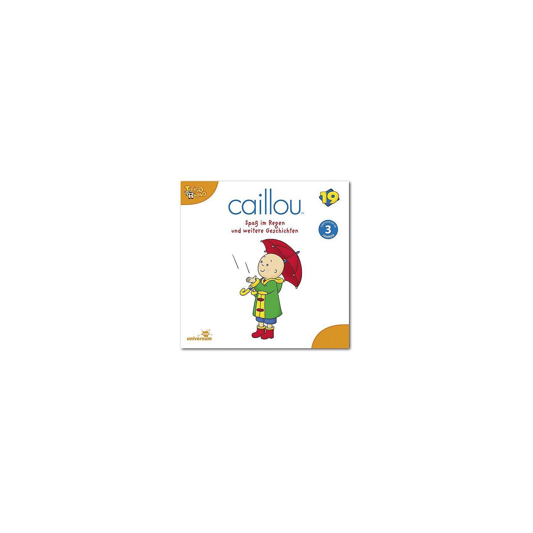 Sony CD Caillou 19 - Spaß im Regen