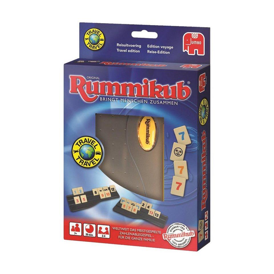 Jumbo Travel Rummikub