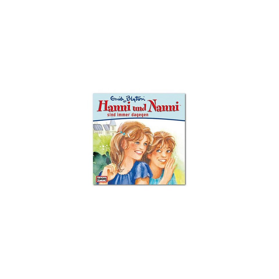SONY BMG MUSIC CD Hanni & Nanni 01 - sind immer dagegen