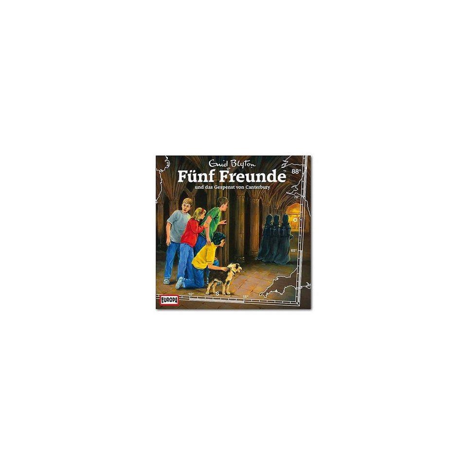 SONY BMG MUSIC CD Fünf Freunde 88 - und das Gespenst von Canterville