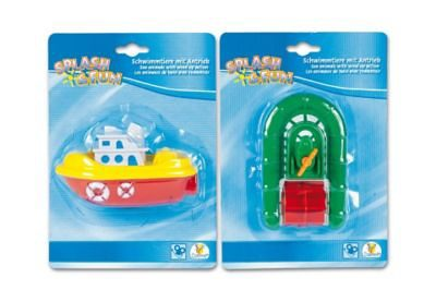 Splash & Fun Aufzieh-Boot