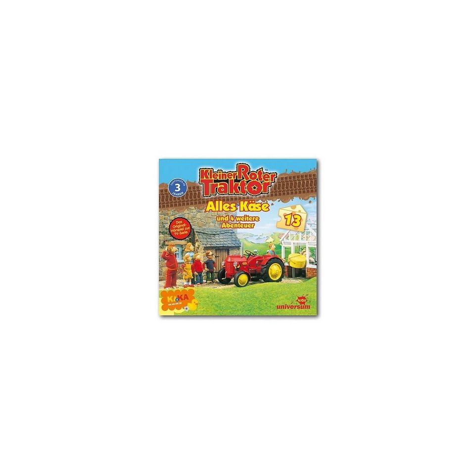 SONY BMG MUSIC CD Kleiner Roter Traktor 13 - Alles Käse