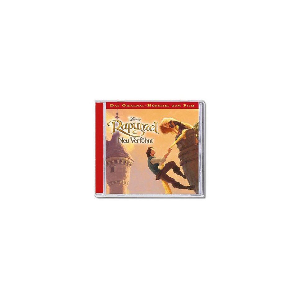 Kiddinx CD Rapunzel - Neu Verföhnt Original-Hörspiel zum Kinofilm