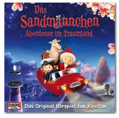 SONY BMG MUSIC CD Sandmännchen - Abenteuer im Traumland (Hörspiel zum Kinof