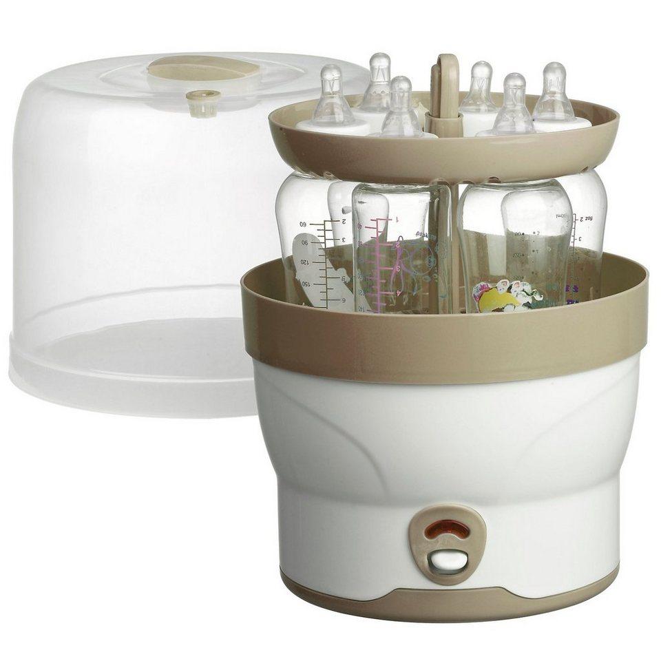 H + H babyruf Dampfsterilisator BS 29 in weiß