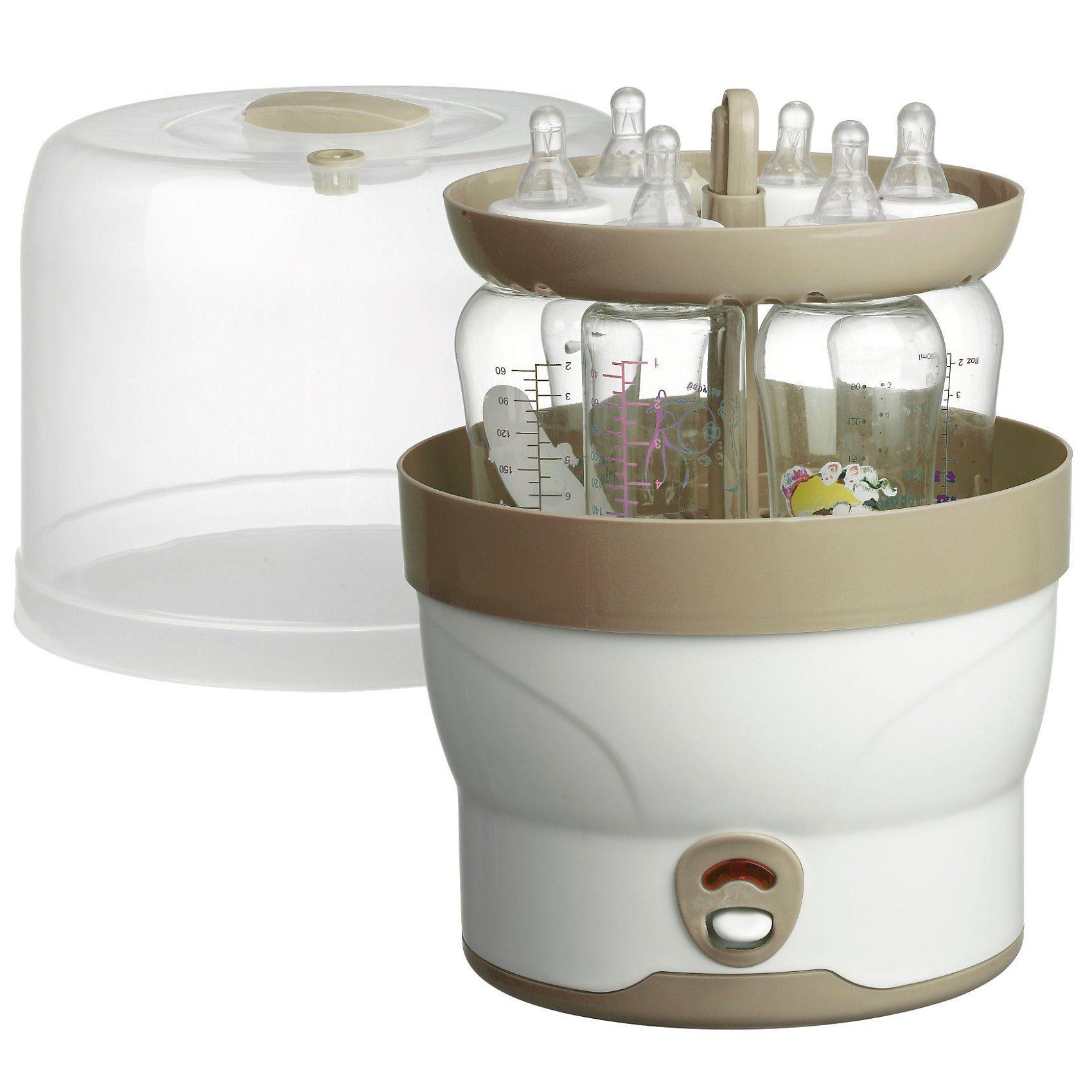 H + H babyruf Dampfsterilisator BS 29