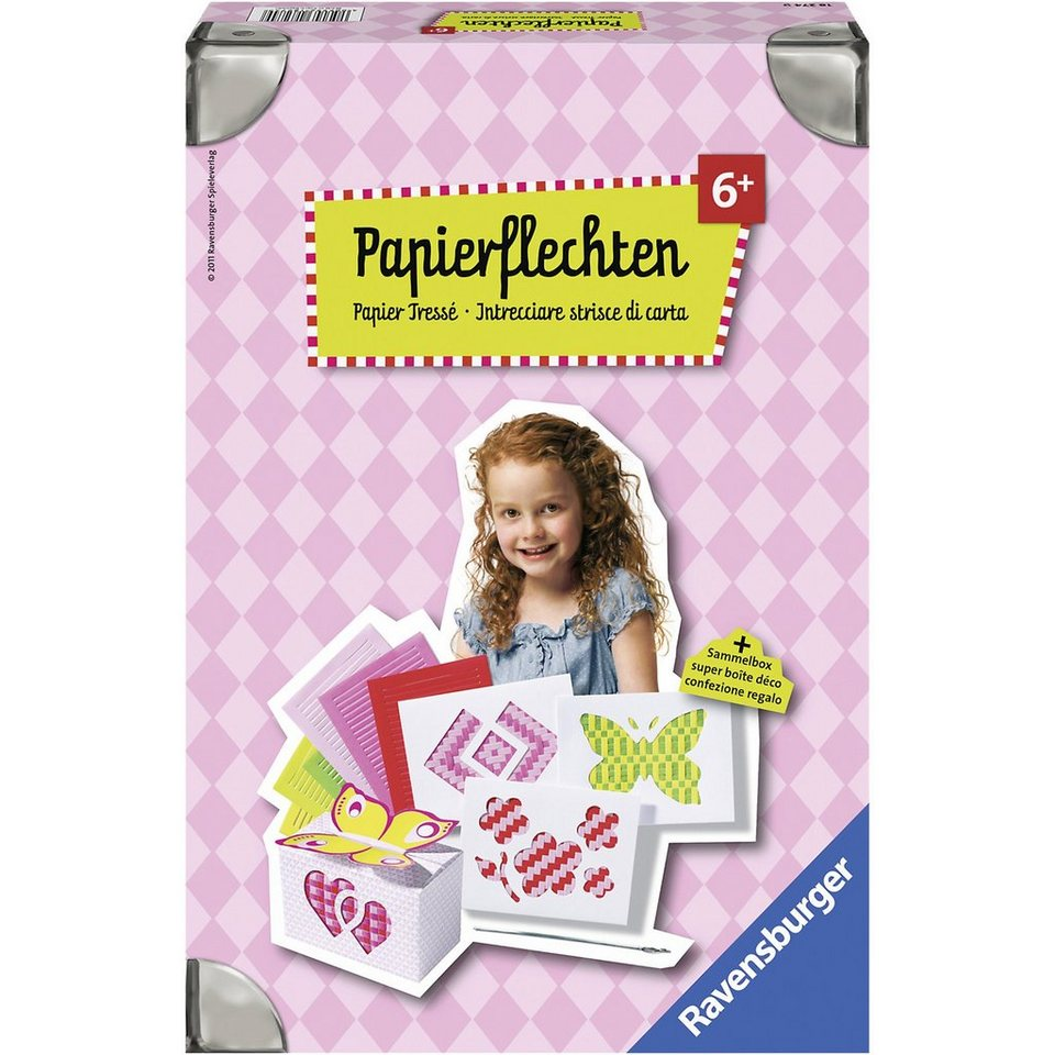 Ravensburger Papierflechten