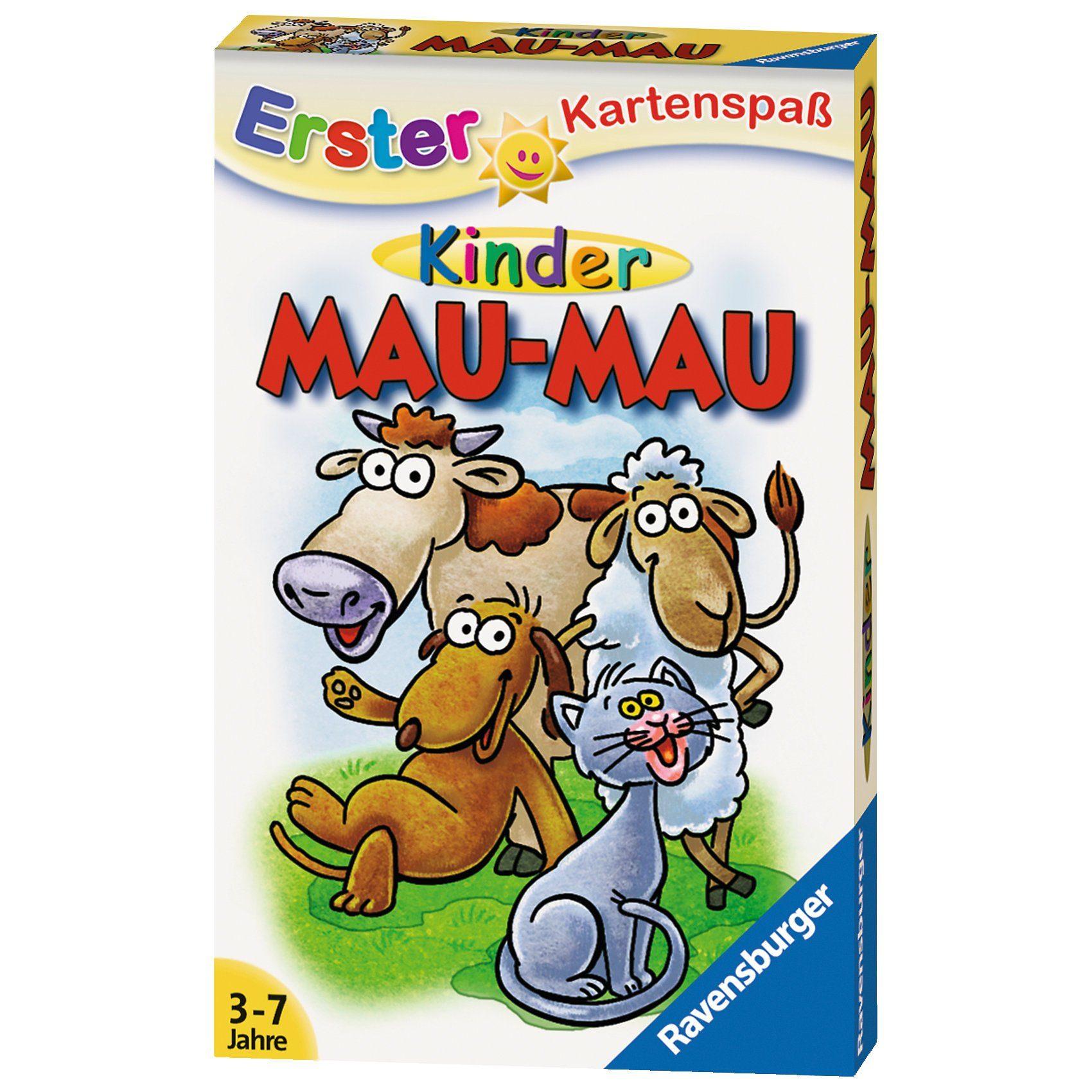 Ravensburger Erster Kartenspaß: Kinder Mau-Mau