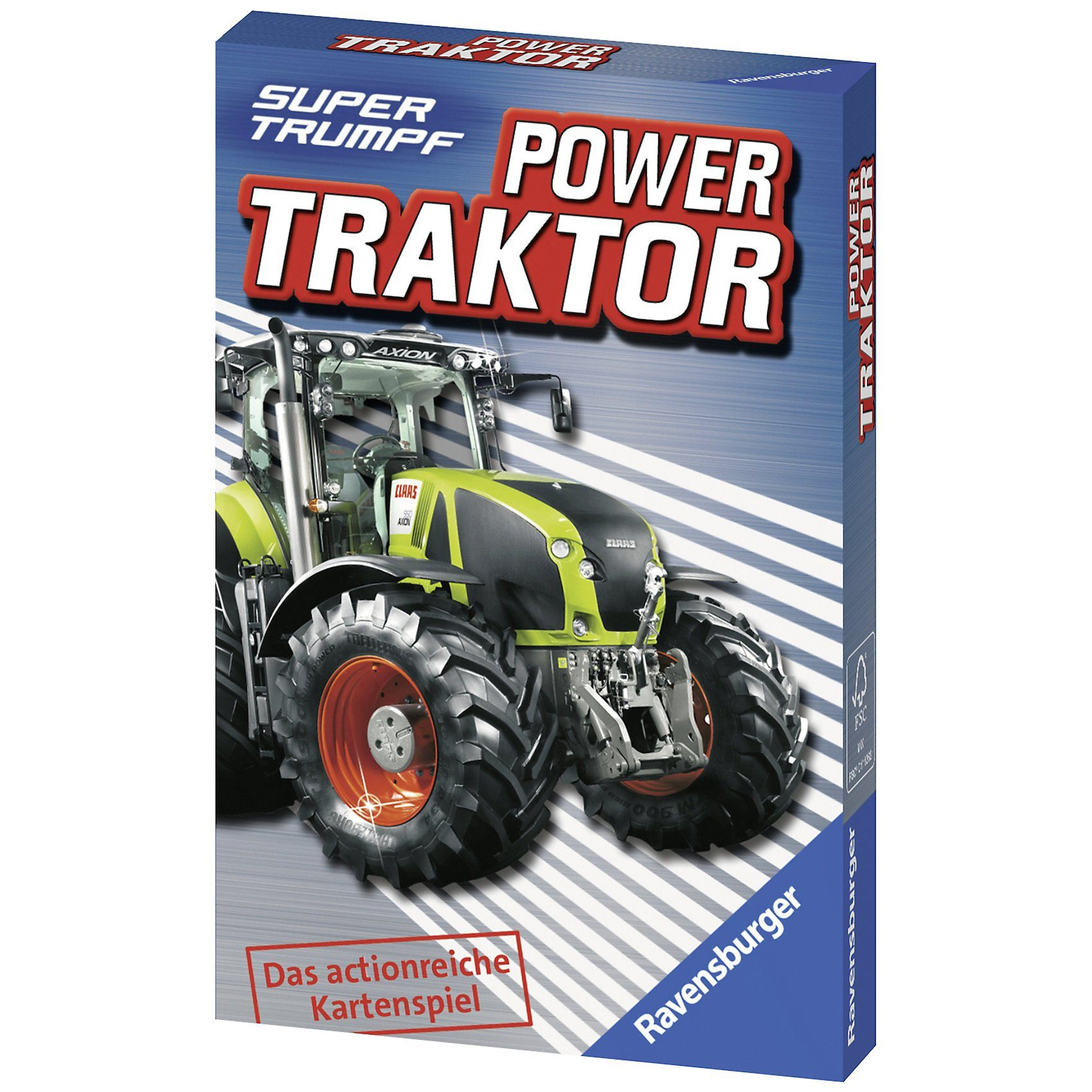 Ravensburger Supertrumpf: Power Traktor