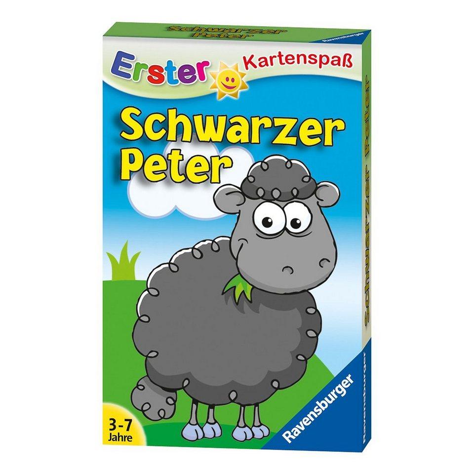 Ravensburger Erster Kartenspaß: Schwarzer Peter Schaf