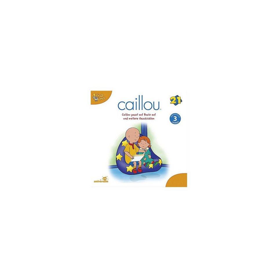 Sony CD Caillou 21 - passt auf Rosie auf kaufen