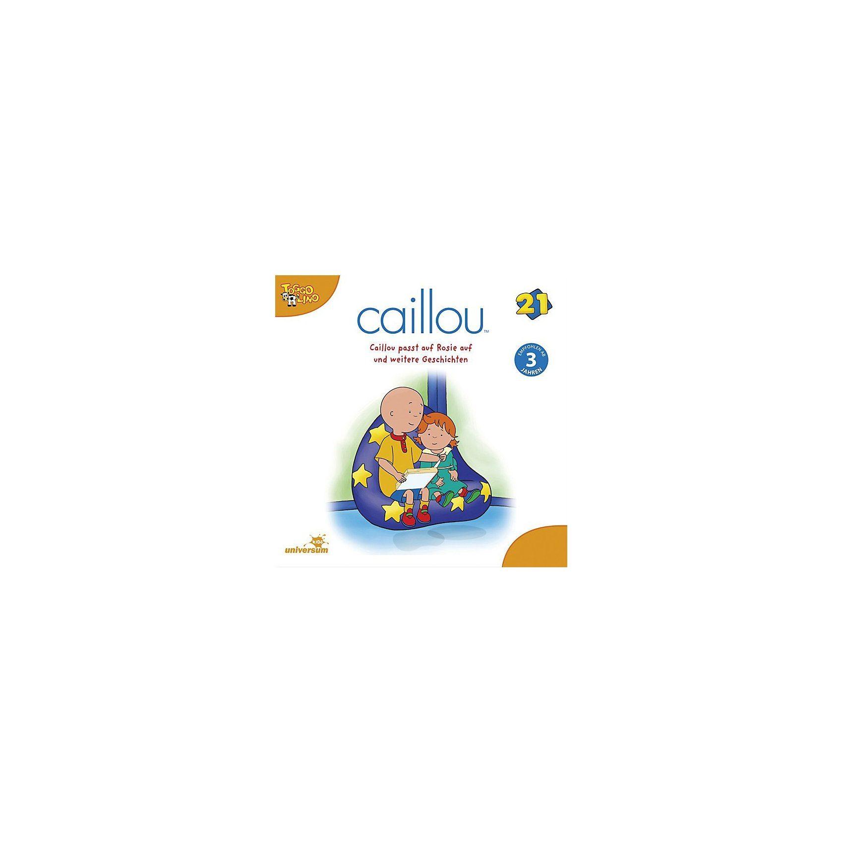 SONY BMG MUSIC CD Caillou 21 - passt auf Rosie auf