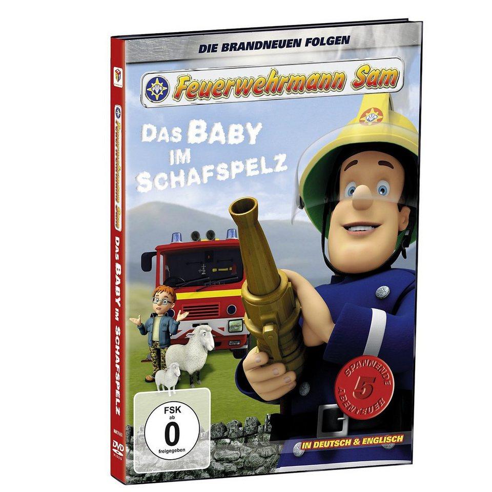Just Bridge Entertainment DVD Feuerwehrmann Sam - Die neue Serie - Das Baby im Schafsp