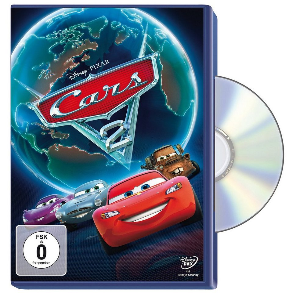 Disney DVD DVD Cars 2