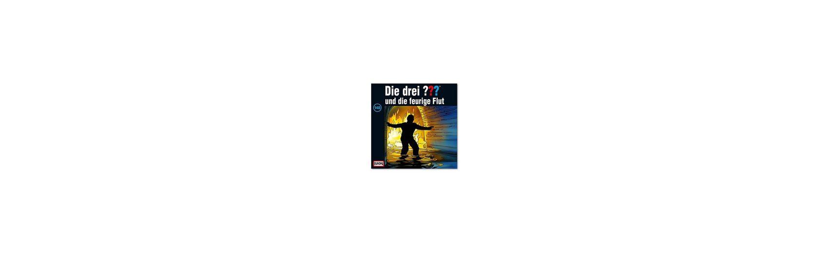 SONY BMG MUSIC CD Die drei ??? 148 - und die feurige