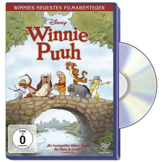 Disney DVD Winnie Puuh - Kinofilm