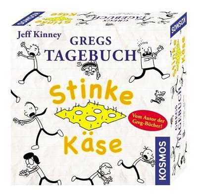 Kosmos Gregs Tagebuch - Stinke-Käse
