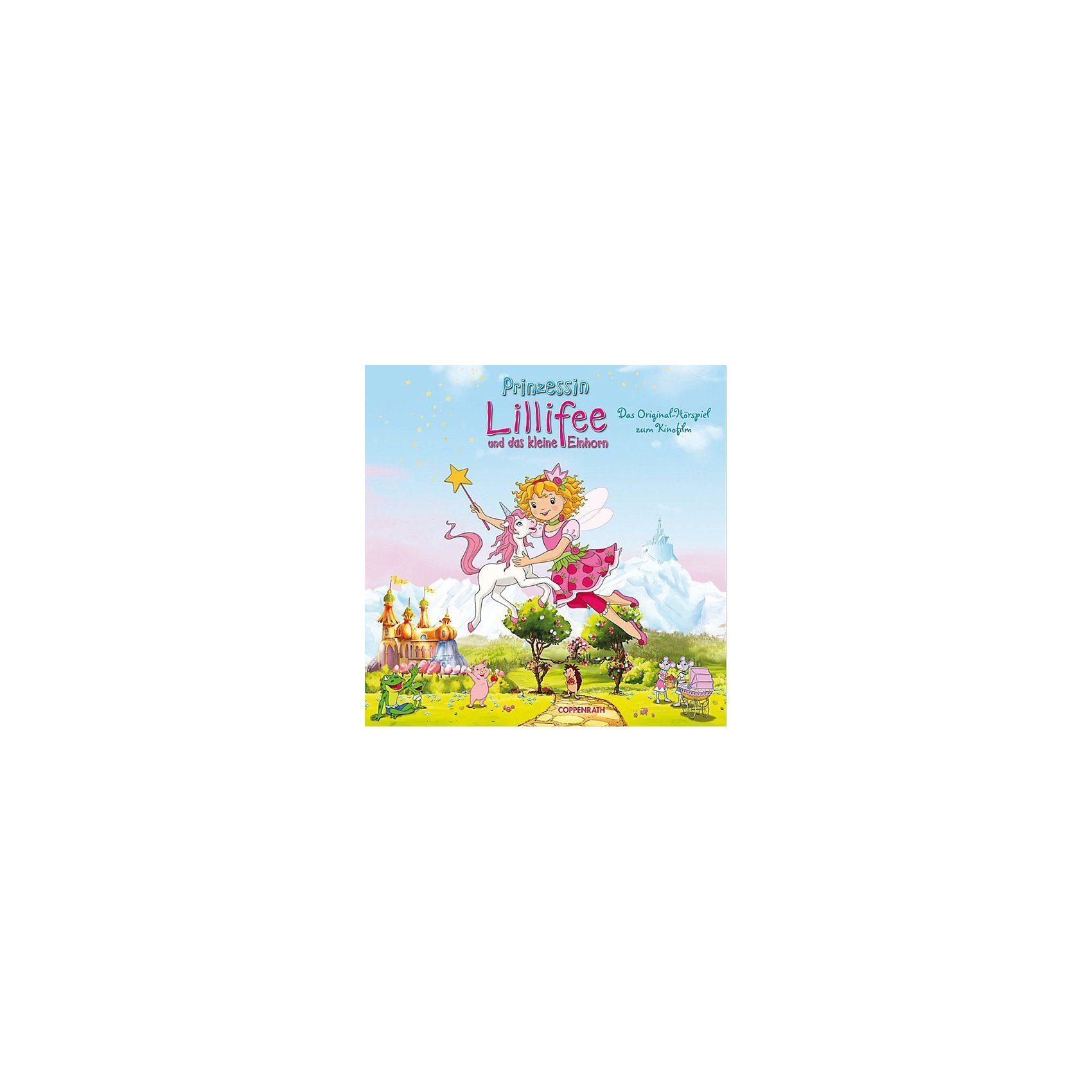Edel Germany GmbH CD Prinzessin Lillifee und das kleine Einhorn (Hörspiel zum