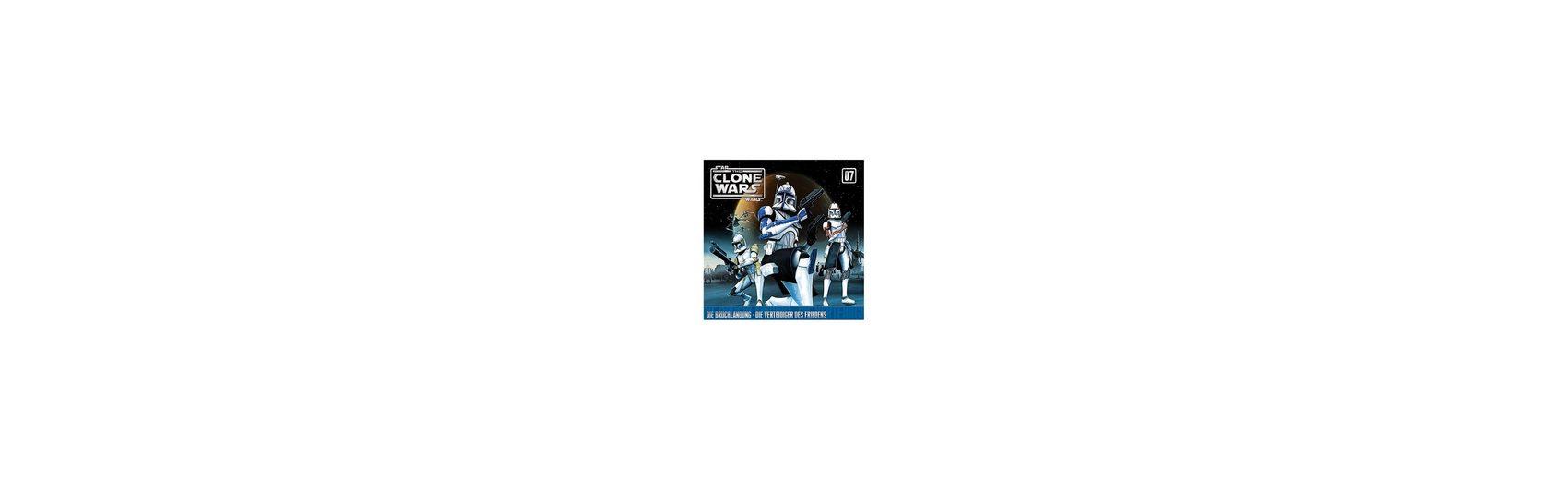 Universal Music GmbH CD Star Wars - The Clone Wars 07 - Die Bruchlandung/Die Vert