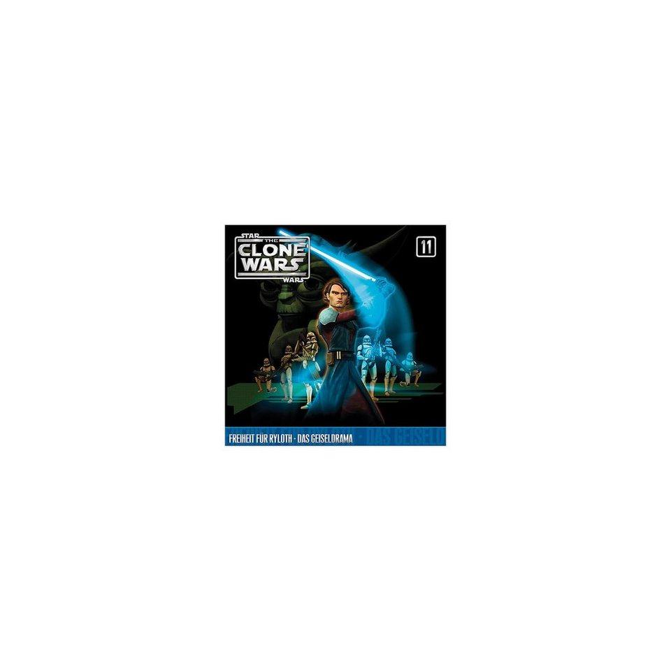 Universal Music GmbH CD Star Wars - The Clone Wars 11 Freiheit für Ryloth / Geise